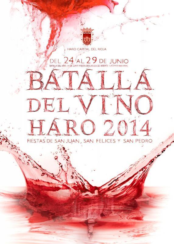 ¡Ya llega la batalla del vino de Haro!