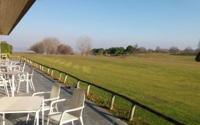 Golf en La Rioja Alta. Otra oferta más para el turismo rural del valle de Ezcaray